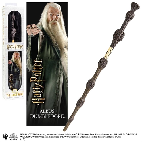 Harry Potter - Albus Dumbledore The Elder wand - Tryllestav 30 cm